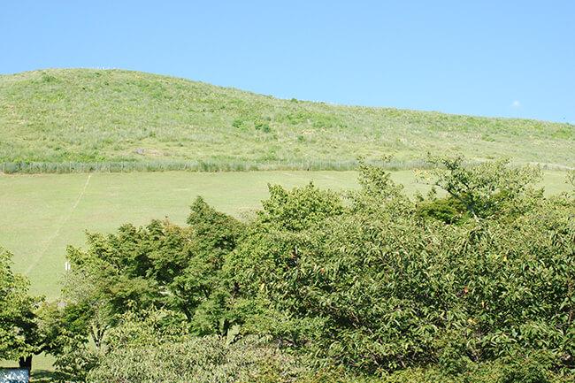 昭和18年ころの若草山